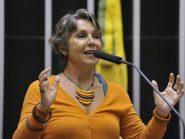 Deputada Erika Kokay apresenta PL para impedir privatização da Caixa