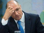 Temer, Rodrigo Maia e Aécio discutem subsitituição de Alckmin por João Doria