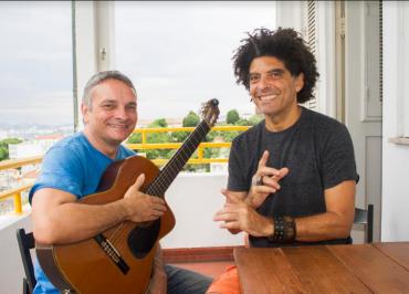 Marcos Sacramento e Luiz Flavio Alcofra reinventam Aracy de Almeida