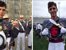 Cadete é expulso das Forças Armadas dos EUA por usar camisa de Che Guevara sob a farda militar