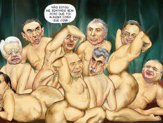 STF veta artigo de lei que proibia piadas com políticos em período eleitoral