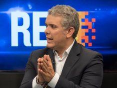 Iván Duque é eleito presidente da Colômbia
