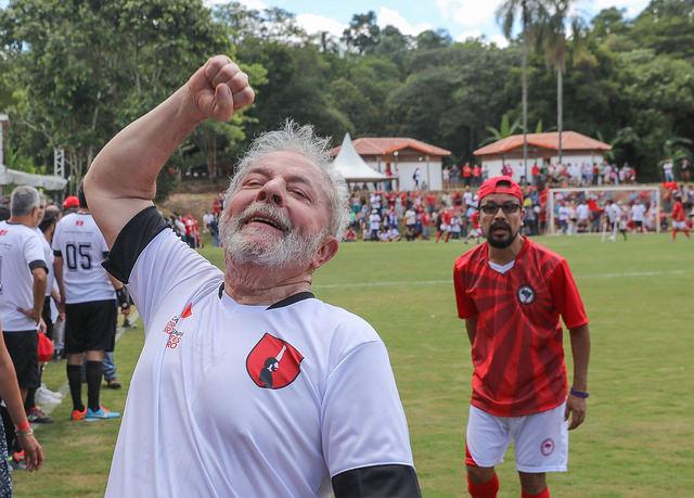 Resultado de imagem para Lula será comentarista da Copa do Mundo