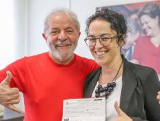 Márcia Tiburi será a candidata do PT ao governo do Rio