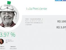 Vaquinhas falsas arrecadam dinheiro em nome de Lula na internet