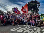 Juiz de Curitiba autoriza uso de força policial contra a Vigília Lula Livre