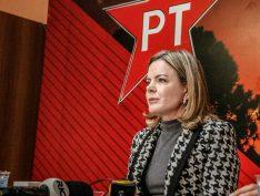 """Gleisi Hoffmann: """"Supremo iniciou o resgate do processo legal"""""""