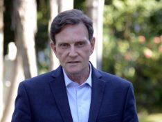 Crivella dá calote de R$ 230 milhões no BNDES enquanto anuncia obras de R$ 400 milhões para ano eleitoral