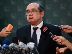 Gilmar Mendes processa promotor que o chamou de laxante