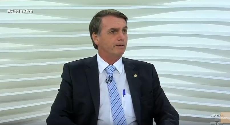 Veja 10 Absurdos Ditos Por Jair Bolsonaro Durante O Roda Viva