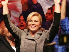 E a mídia foi seduzida por Kolinda, a presidenta extremista da finalista Croácia