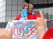 """UJS divulga carta a Lula: """"Seguimos na luta por sua liberdade"""""""