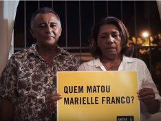 Anistia Internacional grava vídeo comovente com parentes de Marielle Franco. Veja aqui