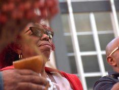 """""""Lutamos pela liberdade de Mandela e hoje por Lula"""", diz ativista do movimento negro de SP"""