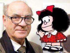 Quino diz não ter autorizado uso de Mafalda em campanha contra despenalização do aborto