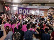 """PSOL oficializa candidatura de Boulos: """"Ando com sem-teto, não com sem vergonhas"""""""