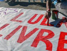 Vigília Lula Livre aluga terreno em frente à Polícia Federal para cumprir acordo