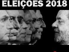 Dada a largada para as eleições 2018: veja quem são os candidatos à presidência e seus vices