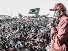 Ipsos: Lula é o nome menos rejeitado e o mais aprovado