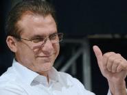 """0bcc79df6d5 Marinho faz Doria """"surtar"""" em debate da RedeTV e ainda ganha direito de  resposta"""