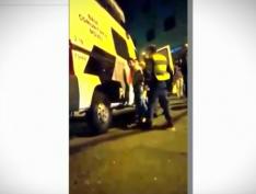 PMs são flagrados em vídeo agredindo e xingando ambulantes em São Paulo