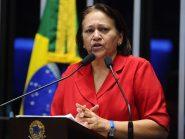 Ibope no Rio Grande do Norte: Fátima Bezerra (PT) lidera com 39%
