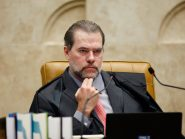 Toffoli nega censura à imprensa e afirma que houve tentativa de constranger o STF