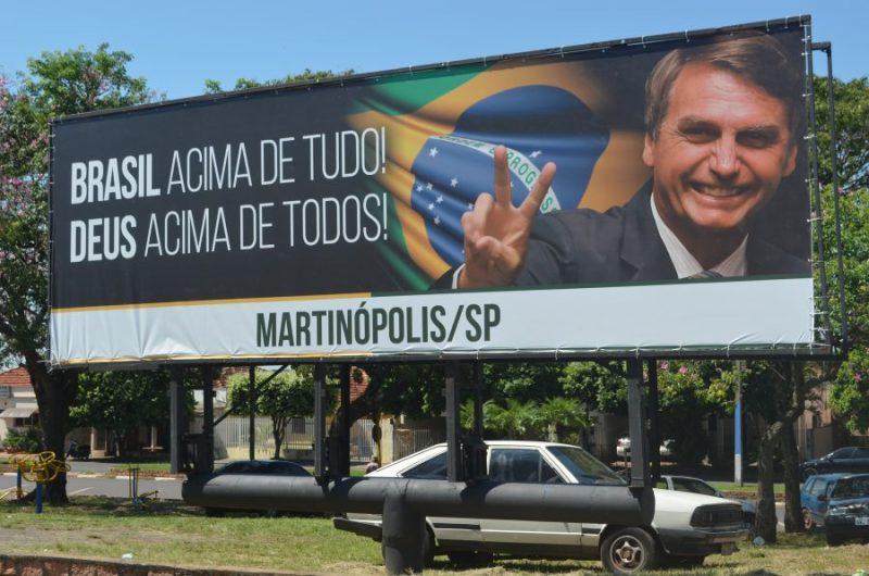 """""""Brasil acima de tudo""""  Slogan de Bolsonaro faz referência ao da Alemanha  nazista f98ddf97c293b"""
