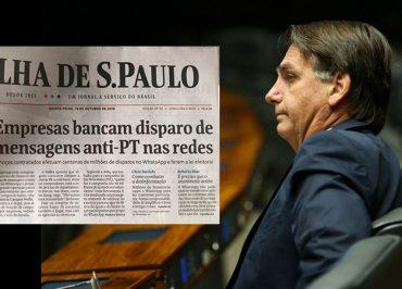 Por medo de impeachment, Bolsonaro recua e revoga edital que excluiu a Folha de licitação