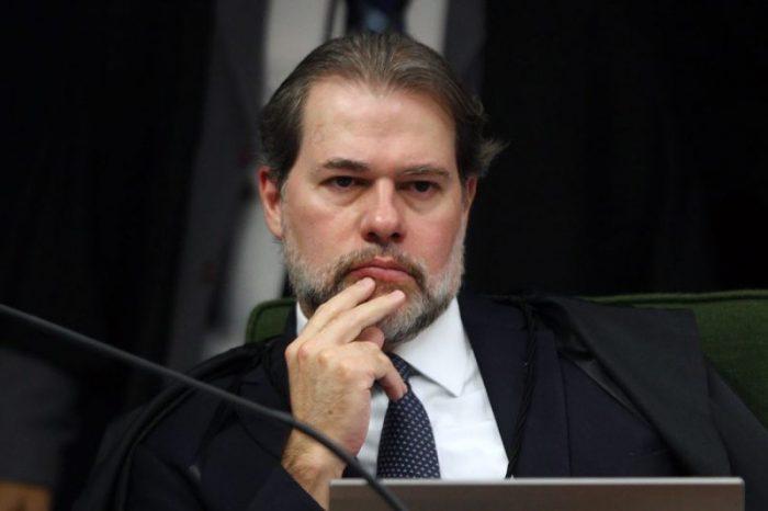 Resultado de imagem para A carta desmoralizante do Comandante para o Ministro Dias Toffoli