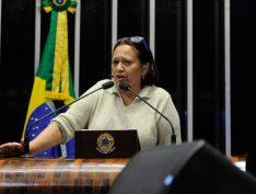Fátima Bezerra lidera pesquisa para o governo do RN, indica Ibope