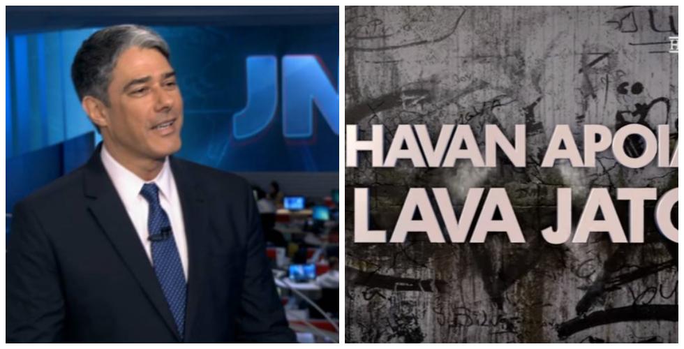 """Globo """"esconde"""" escândalo de Bolsonaro no Jornal Nacional e veicula  comercial da Havan 94ea51ae5db44"""