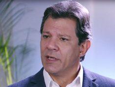 Haddad: A crise econômica atual é responsabilidade do golpe, de Bolsonaro e da Lava Jato