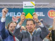 """Filósofo afirma que vitória de Haddad seria a """"salvação democrática nacional"""""""