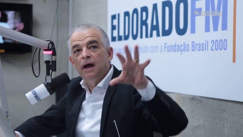 Marcio França não apoiará Bolsonaro