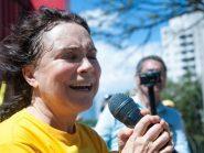 Regina Duarte defende extinção do STF para acabar com corrupção