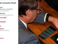 #Caixa2doBolsonaro lidera TT do Twitter Brasil com notícia de que empresários bancam Whatsapp pró Bolsonaro