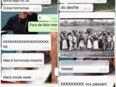 """Racismo em desfile """"reflete o que negros passam no Brasil todos os dias"""", diz organizador do Top Cufa"""