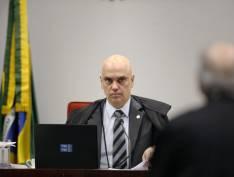Alexandre de Moraes defende prisão de quem vazou mensagens de Moro e Dallagnol