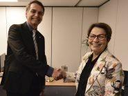 Parceira da JBS, futura ministra da Agricultura de Bolsonaro deu incentivos fiscais à empresa, diz jornal