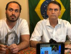 Filhos e partido de Bolsonaro arrastam governo para crises contínuas