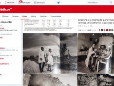 """Anúncio de saída de Cuba coloca """"Mais Médicos"""" entre os assuntos mais comentados no Twitter no mundo"""