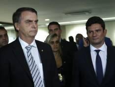 """Bolsonaro minimiza derrota na Câmara, que retirou Coaf de Moro: """"Continua no governo"""""""