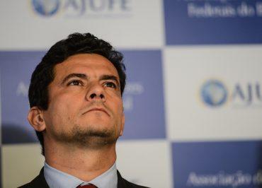 O político Sergio Moro: de algoz de Lula a superministro de Bolsonaro