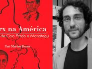 """Yuri Martins Fontes lança o livro """"Marx na América: a práxis de Caio Prado e Mariátegui"""""""
