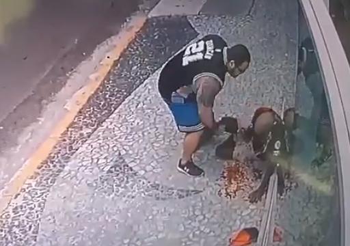Resultado de imagem para AGRESSOR EM RECIFE DE IDOSO TEM PASSAGEM PELA POLICIA