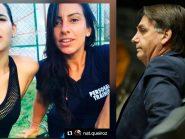 Após deixar gabinete de Jair Bolsonaro, filha de Queiroz assumiu cargo de confiança em Araruama