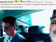 """Alexandre Frota admite racha no PSL e diz que sigla precisa de """"líder que quer sair na porrada"""""""