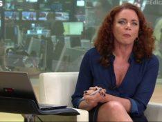 Leilane Neubarth pergunta se Flávio Bolsonaro voltará para o Twitter depois de explicações