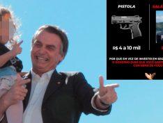 Instituto Sou da Paz lança campanha contra decreto de posse de armas de Bolsonaro